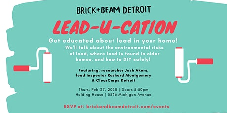 Lead-U-Cation! tickets