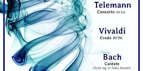 Choeur & Orchestre Baroque billets