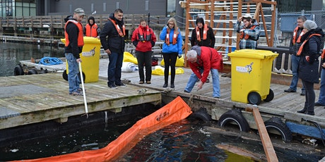 Clean Marine BC Spill Response Training tickets