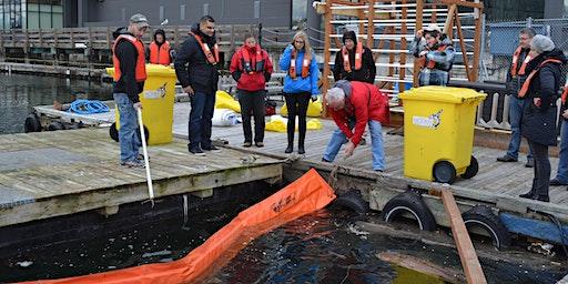 Clean Marine BC Spill Response Training
