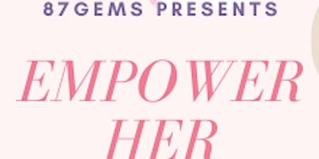 Empower Her tickets