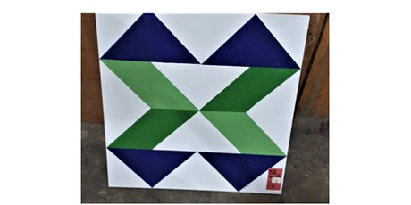 2 Day Barn Quilt Painting Workshop - with Linda Otey tickets