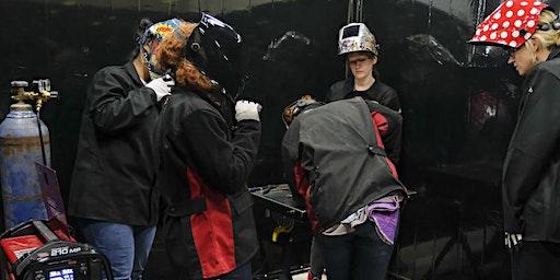 Ladies Weekend Welding Class: Intro to MIG Welding