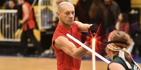 Intro to Lightsaber Combat (San Francisco) tickets