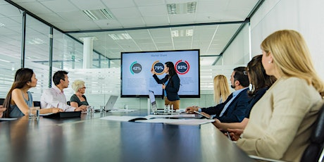 How to Deliver Impactful Presentations: Training + Networking tickets