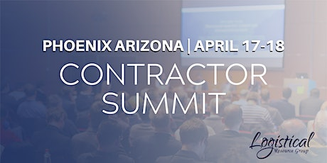 Contractor Summit by LRG tickets