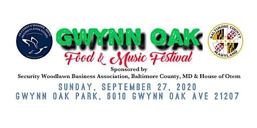 Gwynn Oak Food & Music Festival 2020