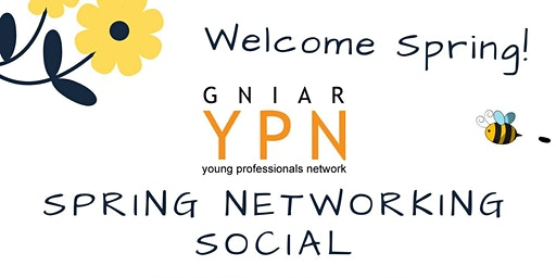 GNIAR YPN Spring Networking Social