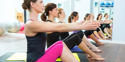 Pilates General Fitness Thurs 7.00pm