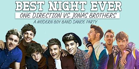 *Postponed* Best Night Ever tickets