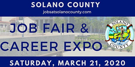 Solano County Job Fair & Career Expo tickets