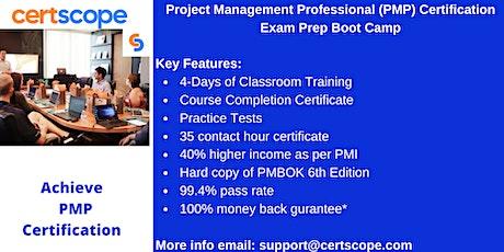 PMP Certification Training  in Atlanta tickets