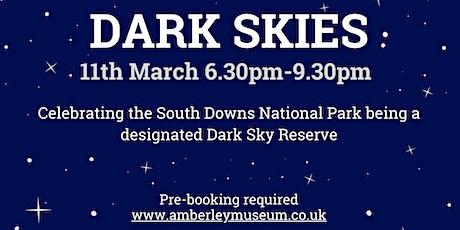 Dark Skies tickets