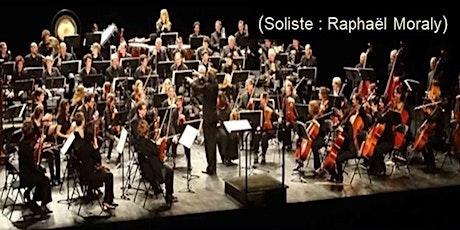 WAGNER - DVORÄK - MOZART : Symphonique billets