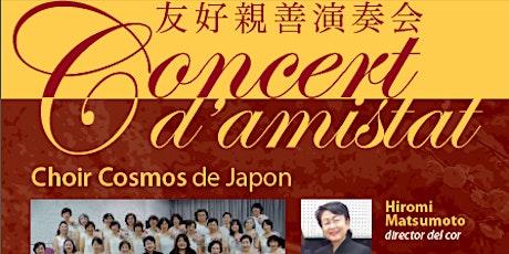 CONCERT D'AMISTAT - Música des de Japó! entradas