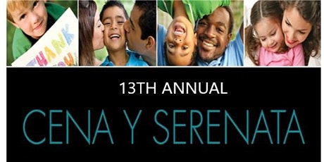 13th Annual Cena Y Serenata-POSTPONED tickets