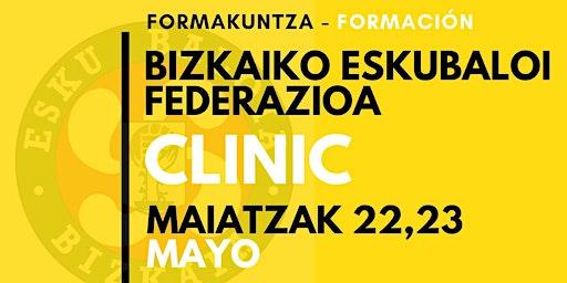 ESKUBALOI CLINIC / Clinic de Balonmano