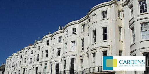 FREE Seminar: Tax Advice for Landlords
