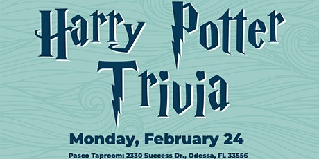 Harry Potter Trivia at Big Storm PASCO tickets