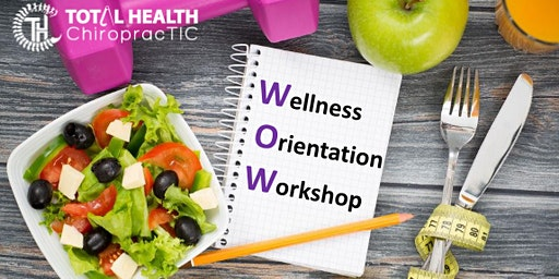 Wellness Orientation Workshop (WOW!)
