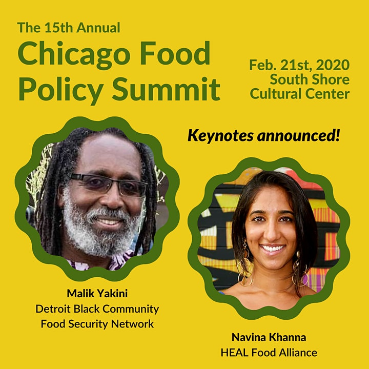 15th Annual Chicago Food Policy Summit image