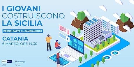 I Giovani Costruiscono la Sicilia - Catania biglietti