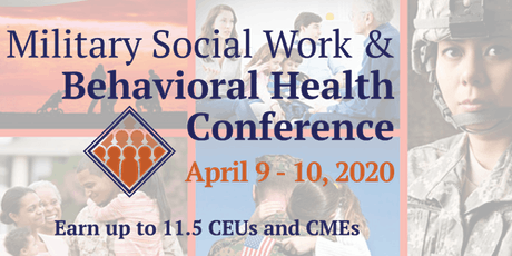 Military Social Work & Behavioral Health Conference tickets