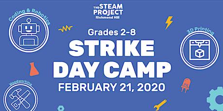 Strike Day Camp (Feb 21) tickets