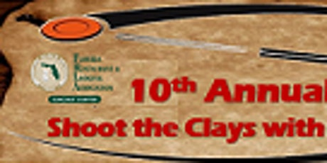 FRLA Suncoast Chapter presents - 10th Annual Shoot the Clay's with FRLA tickets