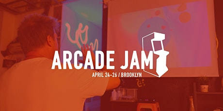 Arcade Jam tickets