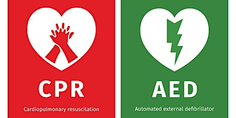 Certification for CPR & Automated External Defibrillator (AED) with American Safety & Health Institute tickets