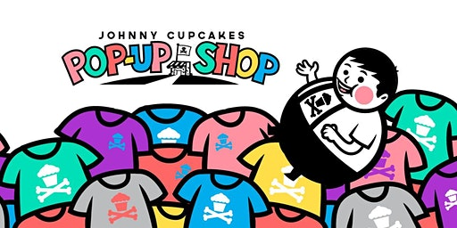 Johnny Cupcakes x Red Kite Coffee Co. Pop-Up Shop