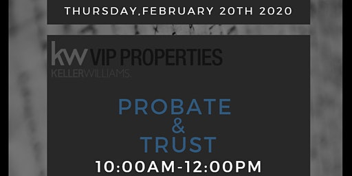 Probate & Trust