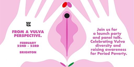 From a Vulva Perspective - Vulva Dungaree Launch Party and Panel!
