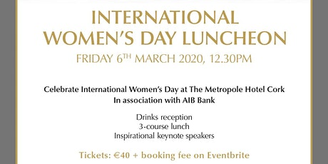 International Women's Day Lunch #EachForEqual tickets