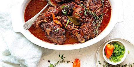 UBS-Jamaican Chicken Stew tickets