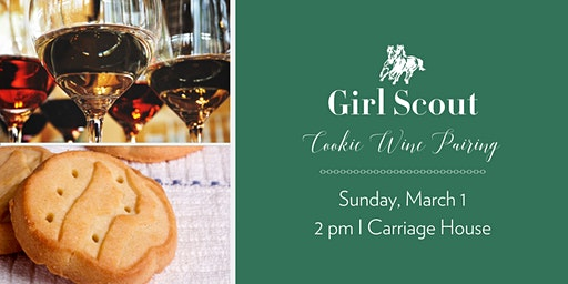 Girl Scout Cookie Wine Pairing