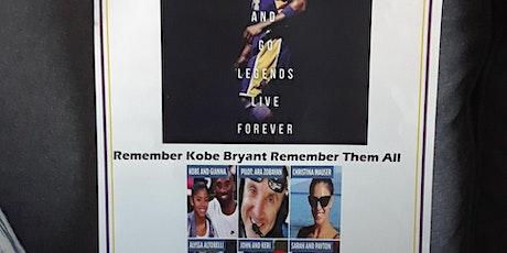 Remember Kobe Bryant! 5k Run tickets