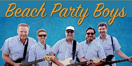 Beach Party Boys tickets