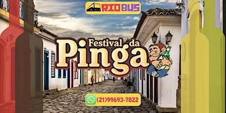 Excursão Festival da Pinga ingressos