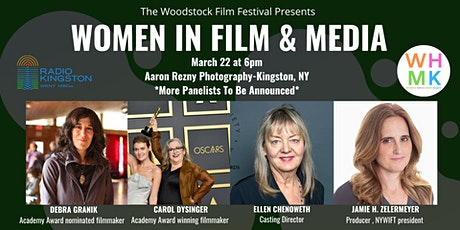 Women in Film and Media Panel tickets