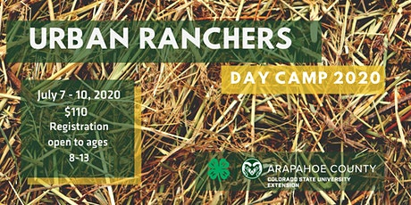 2020 Urban Ranchers Day Camp tickets