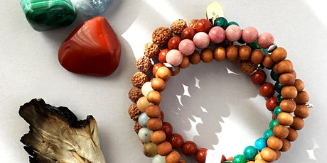 New Moon Meditation Mala Bracelet Workshop tickets