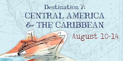 Around the World Summer Art Camp   Destination 7: August 10th - 14th