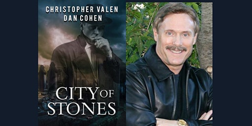 Author Christopher Valen - City of Stones