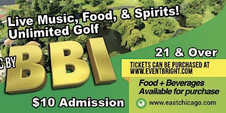 Spirits at MacArthur Golf Course tickets