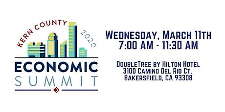 20th  Annual Kern County Economic Summit tickets