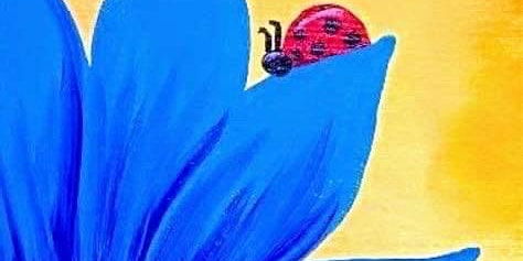 Coffee & Crafts - Ladybug Blues