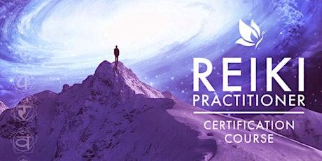 Reiki II Practitioner Certification Class tickets
