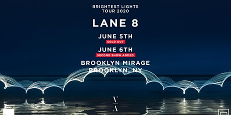Lane 8 - Brightest Lights Tour - Brooklyn, NY tickets